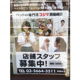 ペットの専門店コジマ 西篠崎店