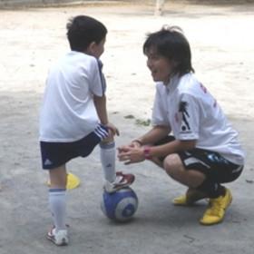 サッカーの個人指導(青森県弘前市エリア)