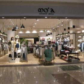 mo'a&JADE`S 伊勢崎店