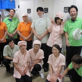 日清医療食品株式会社 森山病院(調理員)