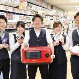 ノジマ 沼津店(接客/フリータースタッフ)