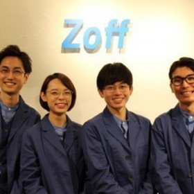 Zoff 鶴屋百貨店(アルバイト)