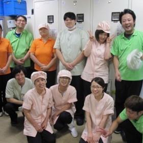 日清医療食品株式会社 桃崎病院(調理補助)