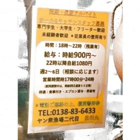 ヤン衆漁場二代目 昌栄丸