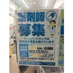 ハッピー・ドラッグ 青森松原店(調剤薬局併設)