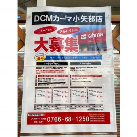 DCMカーマ 小矢部店
