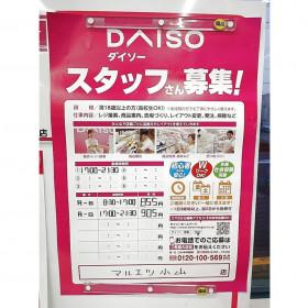 ザ・ダイソーマルエツ小山店