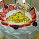 スタッフの誕生日は皆でお祝い♪