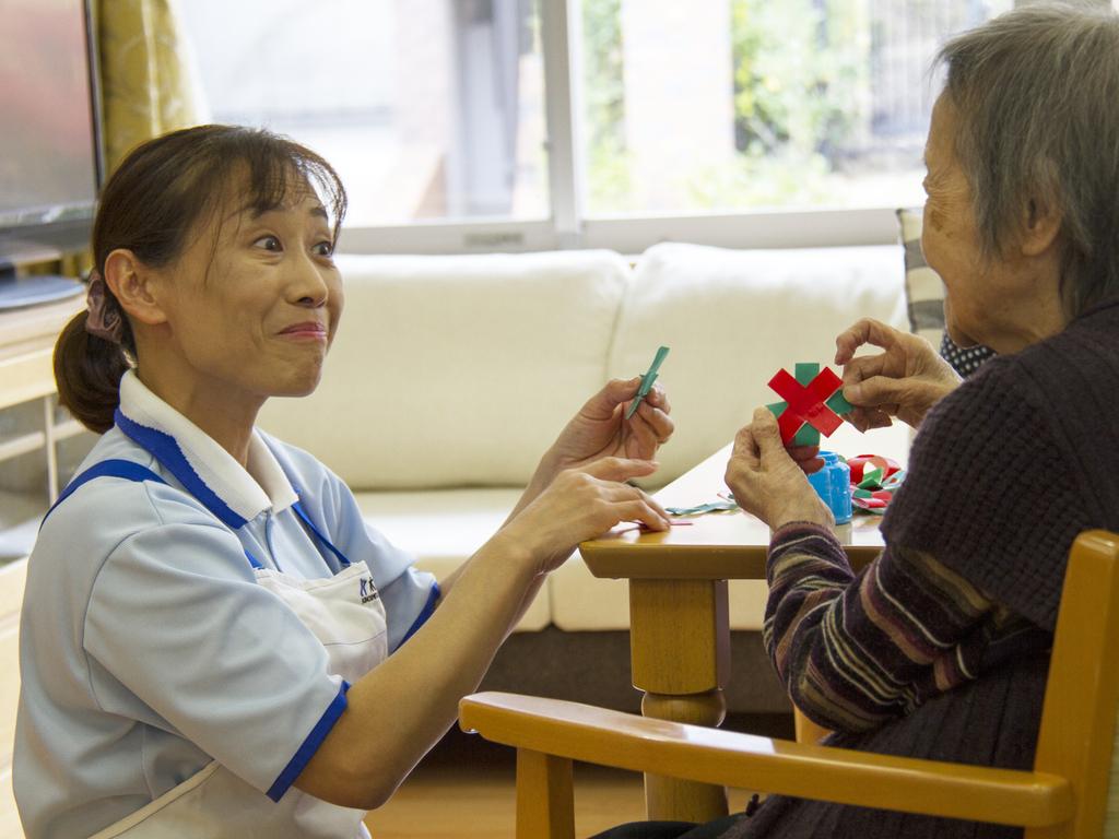リアンレーヴ馬車道/介護付有料老人ホームの画像・写真