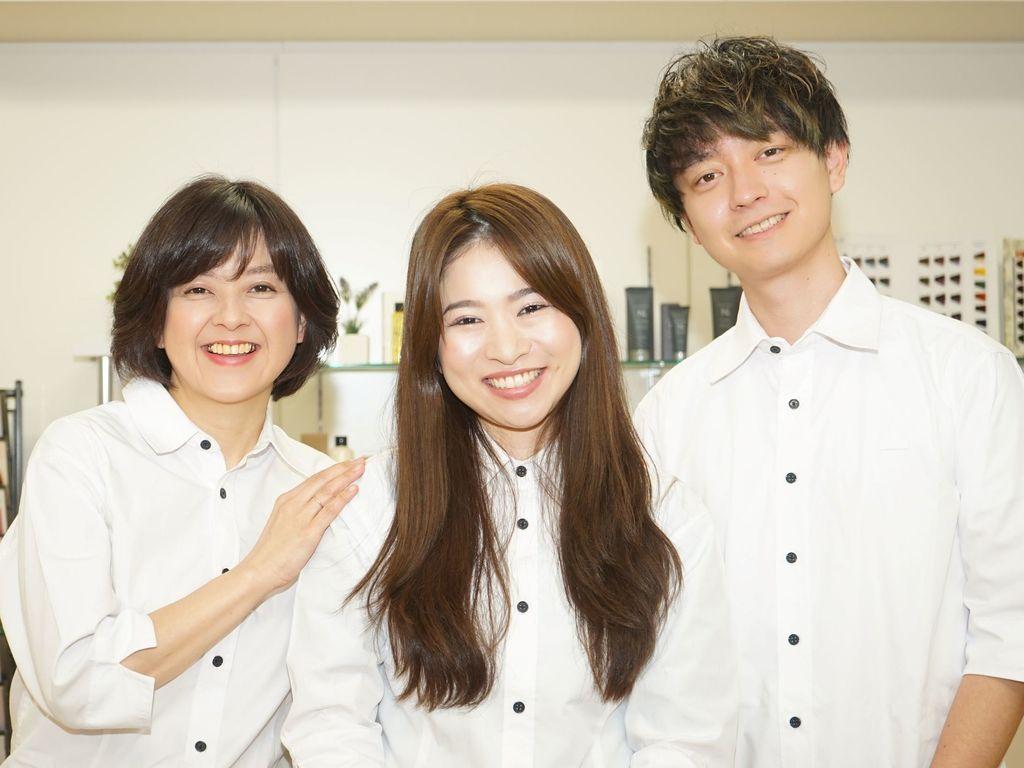 HAIR SALON IWASAKI 朝日町店の画像・写真