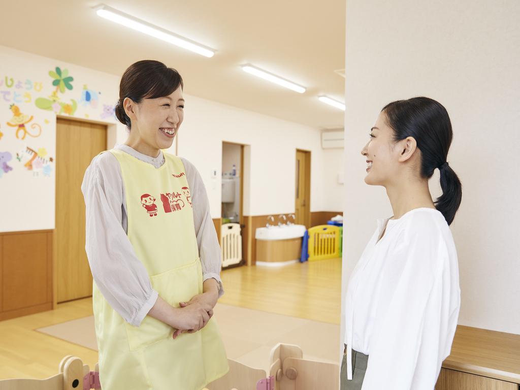 千葉県ヤクルト販売株式会社 ヤクルト小見川保育室の画像・写真