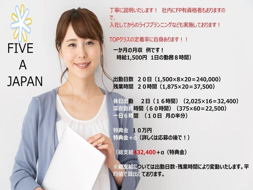 ファイブエージャパン株式会社の画像・写真