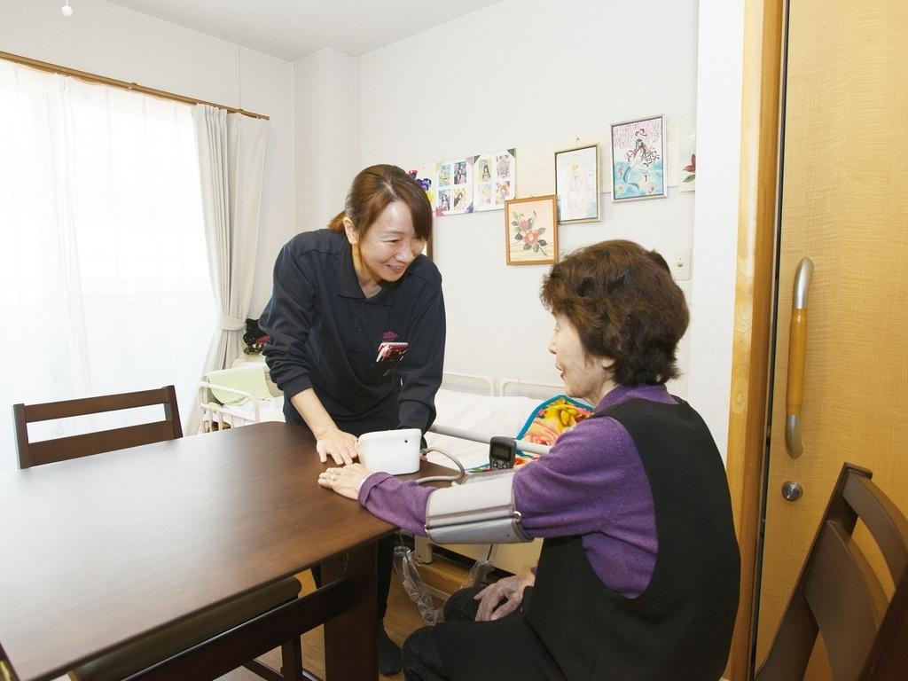 サンキ・ウエルビィ介護センター小野田の画像・写真