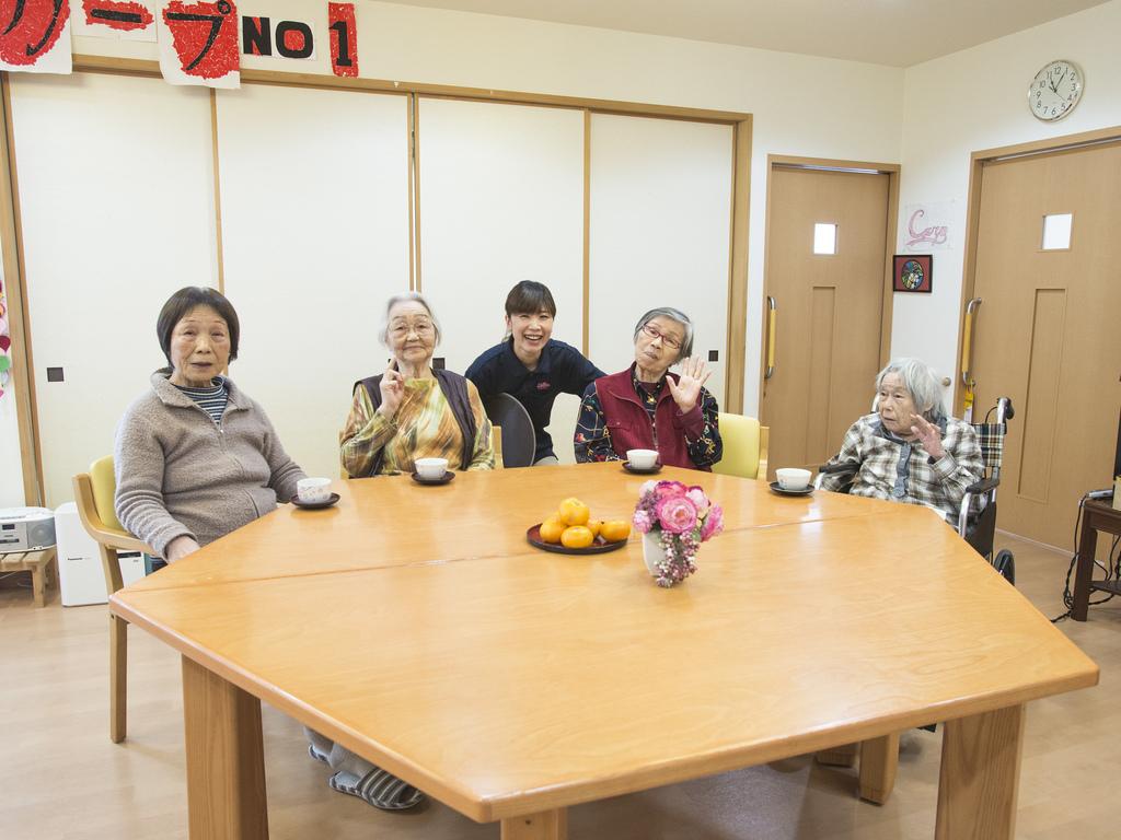 サンキ・ウエルビィグループホーム井原の画像・写真