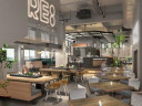 渋谷の最先端ビルにオープンした新スタイルのカフェで働こう!
