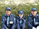ジャパンパトロール警備保障 東京支社(日給月給)108