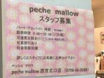 peche mallow(ぺッシュマロウ) 西宮北口店