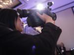 結婚式の映像撮影、編集。撮影アシスタント