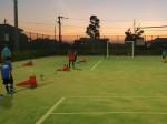 少年サッカーコーチ