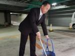 タイムズサービス株式会社 大阪市立塩草地下駐車場