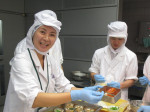子ども達の笑顔と健康のために◆学校給食調理補助のお仕事◆
