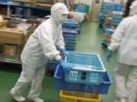 ぎょうざの満洲 川越工場 機械衛生課