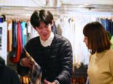 人と人のつながりを提供する仕事!古着買取・販売スタッフ募集中