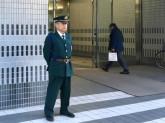 施設警備スタッフ募集中!福利厚生しっかりしてます。