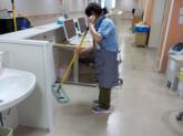 病院のお掃除スタッフ募集♪