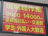 西濃運輸 カンガルービジネスセンター 新宿百人町店