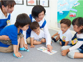 ミキハウスキッズパル ジェイアール名古屋タカシマヤ教室