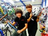 自転車のきゅうべえ 白梅町店