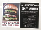 J.S.BURGERS CAFE 名古屋mozo店