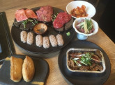 天満 肉寿司