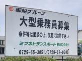 ミフネトランスポート(株)