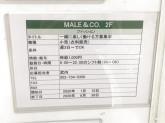 MALE&Co.(メイルアンドコー) イオンタウン千種店
