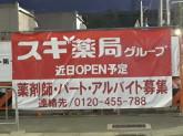 スギ薬局グループ 稲葉1丁目店(仮)