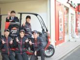 ピザハット 堺大野芝店(デリバリースタッフ)