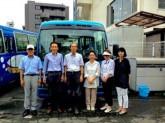 福岡市東区箱崎でのレントゲン車送迎 ドライバー・運転手