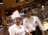 時給1200円☆彡駅チカ!綺麗なホテル内レストランで働こう♪
