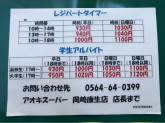 アオキスーパー 岡崎康生店