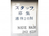 Noise Hair(ノイズヘアー)