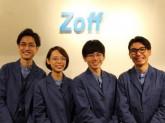 Zoffパルコヤ上野店(アルバイト)