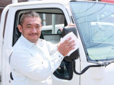 週払いOK・4t車でのスーパーへの食品配送ドライバー!