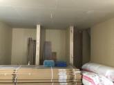 ハウスメーカー戸建て木造住宅でのボード貼り
