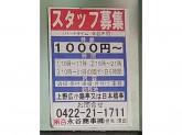 事務のお仕事♪お江戸上野広小路亭で店舗スタッフ募集中!