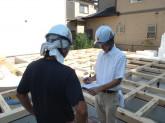 建築施工管理者募集
