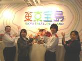 イベント盛りだくさんの東京ドームで働こう!