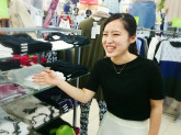 【アパレル業界で働く!】販売スタッフ(一般職)のお仕事☆