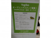 Yogibo Store T-Face店でスタッフ募集中!